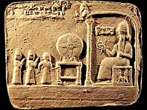 Anunnaki Creation Tablet
